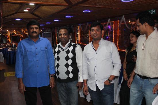 Rayna Day Tours & Travels : AP Education Minister Mr.Ganta Srinivas, Mr Kiran kumar, Mr Dinesh Kumar