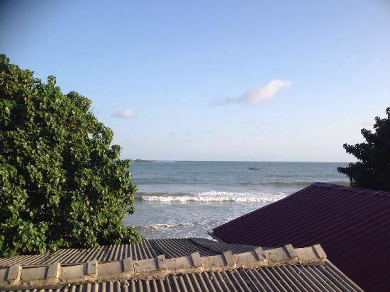 Kangaroo Pouch Beach Resort : View from room!