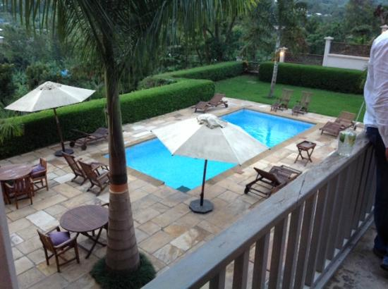 Onsea House Arusha: View of pool