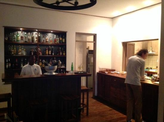Onsea House Arusha: Bar