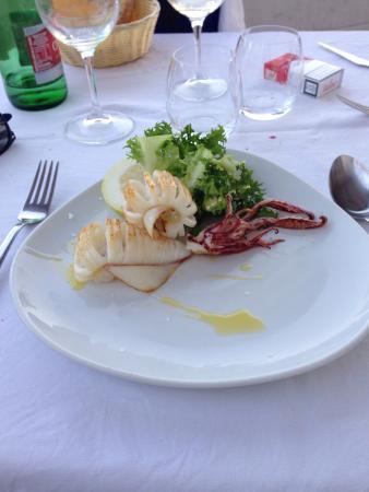 Al Solito Posto - Bacoli: Calamaro fresco