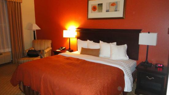 BEST WESTERN PLUS First Coast Inn & Suites: Schönes Zimmer