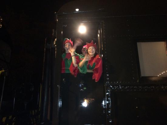 Heart of Dixie Railroad Museum: The North Pole Express