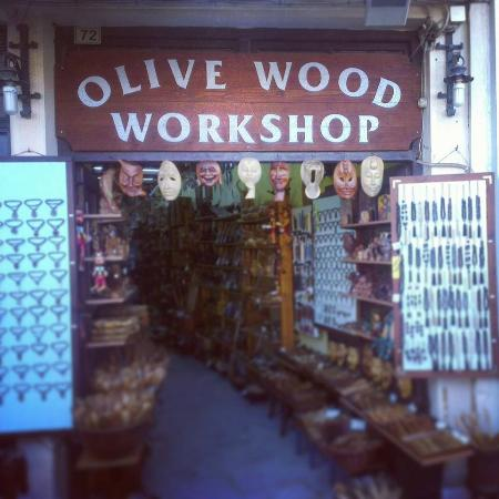 ‪Olive Wood Workshop‬