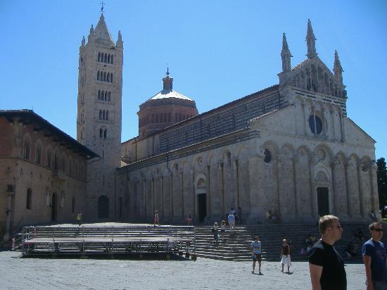 Duomo Cattedrale di San Cerbone: il duomo