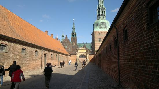 Frederiksborg Slot Hillerod: Uma casa ou castelo ..
