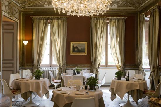 Le Château des Alpilles Restaurant