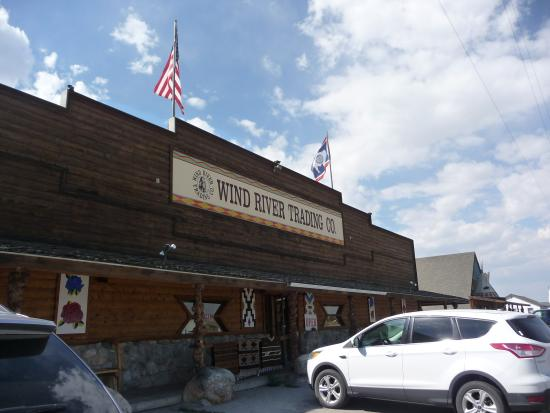 Fort Washakie, WY: Wind River Trading Co