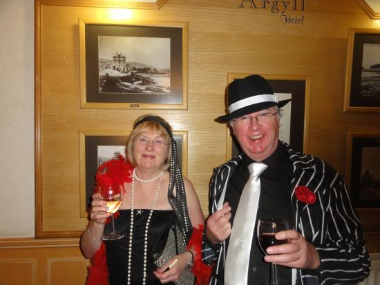 Argyll Hotel: Guys & Dolls