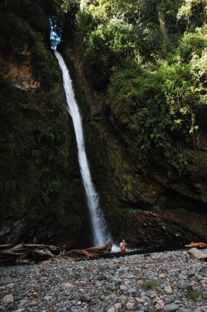 Mount Meru Waterfall