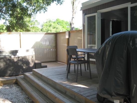Camping la Sardane : TOUT  CONFORT