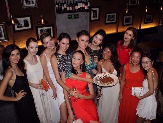 Goodfellas: Nastya Birthday dinner
