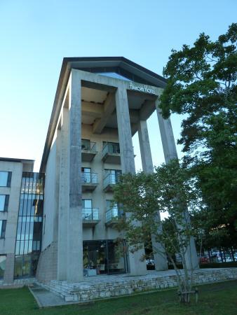Hakone Hotel: Junior suites with balconies
