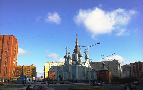 Cathedral of the Icon of the Mother of God Joy of All Who Sorrow