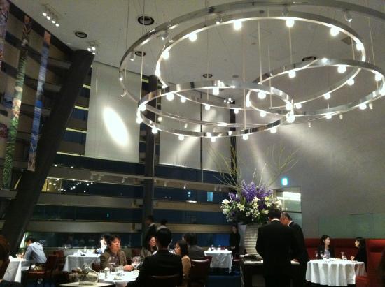 Inside of the Restaurant - Picture of Tateru Yoshino Ginza