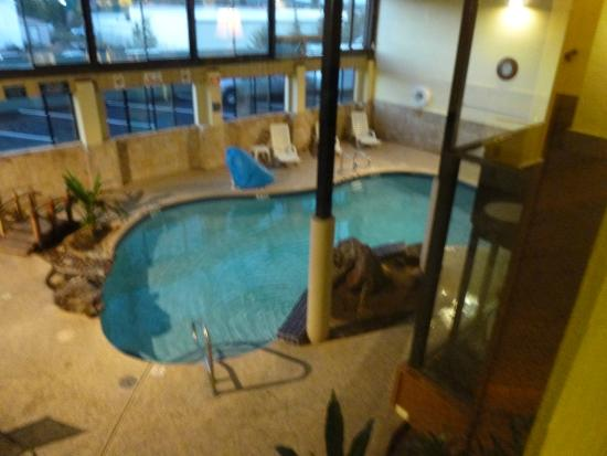 Days Hotel Flagstaff: piscine