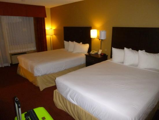 Days Hotel Flagstaff: chambre
