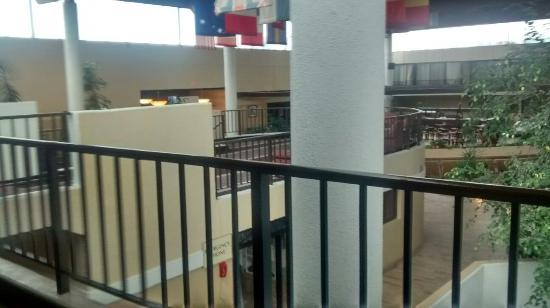 Wyndham Garden Romulus Detroit Metro Airport : Vista superior