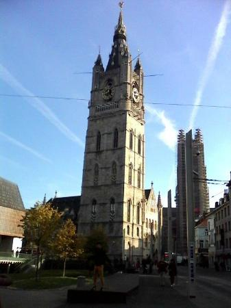 iTours - Ghent Guides : Le Beffroi