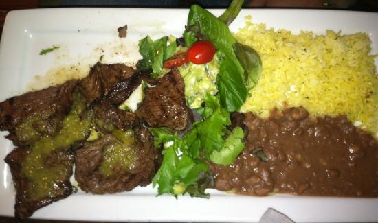 Villa Montez: Carne azada