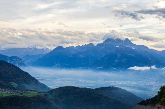 Les Airelles : Breathtaking view