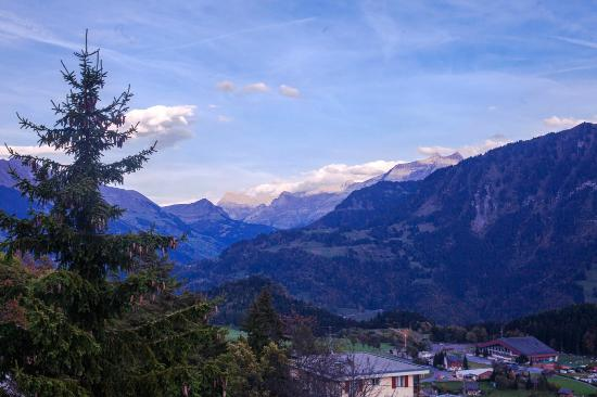 Les Airelles : There is always not enough of mountains...