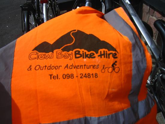 Clew Bay Bike Hire and Outdoor Day Adventures : Vest