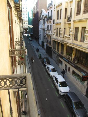 Apartamentos Caballero de Gracia : Мадрид-2013