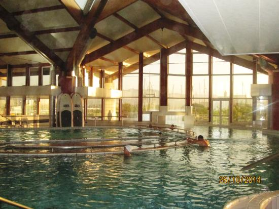 Hotel Serge Blanco & Thalassotherapy Center: Spa