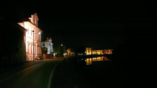 Riviera dei Dogi Hotel : la riviera di notte