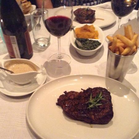 The Hussar Grill Stellenbosch : Filet Steak