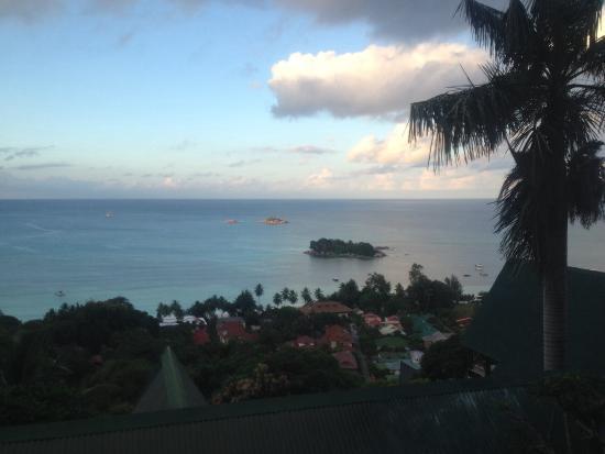 Mango Lodge: Vista dal nostro balcone
