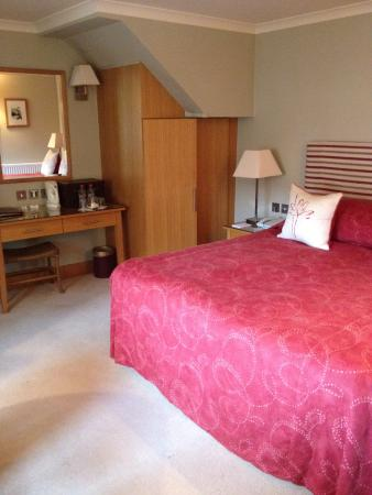 The Eastbury Hotel: Our room