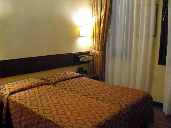 Le Boulevard Hotel : Habitación estándar