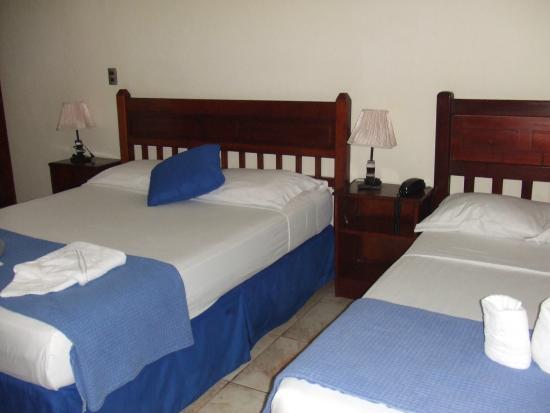 Hotel El Almirante: habitacion