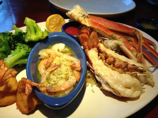 Red lobster silverdale menu prices restaurant for Red lobster fish and chips