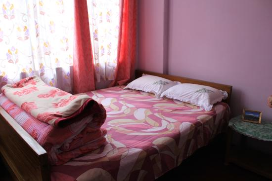 Nestle Homestay : Our bedroom for nearly 10 days
