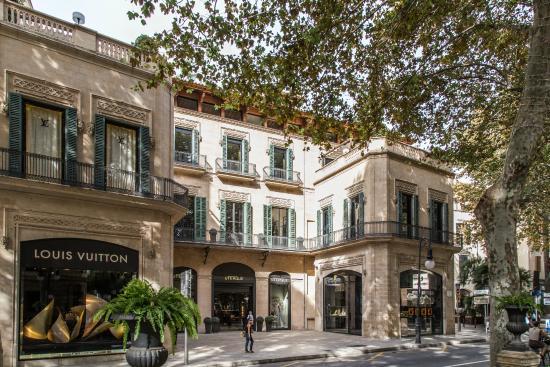 Boutique Hotel Can Alomar: Facade