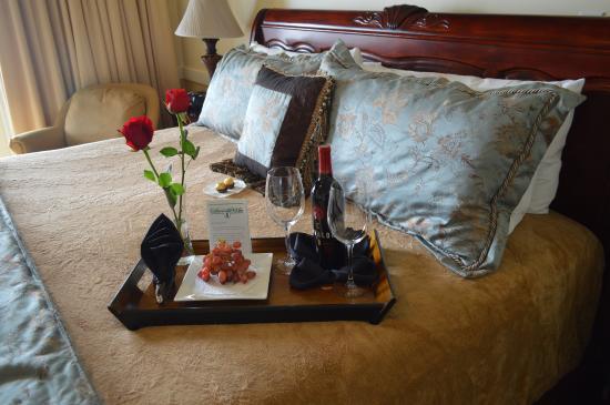 Henderson Park Inn: Romantic