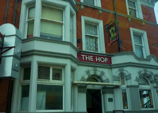 Hop Blackpool