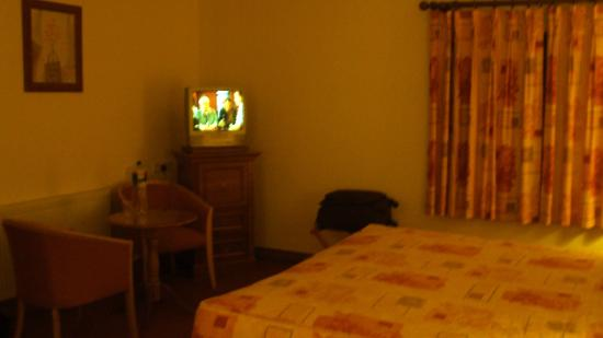 Friar's Lodge: Double bedroom