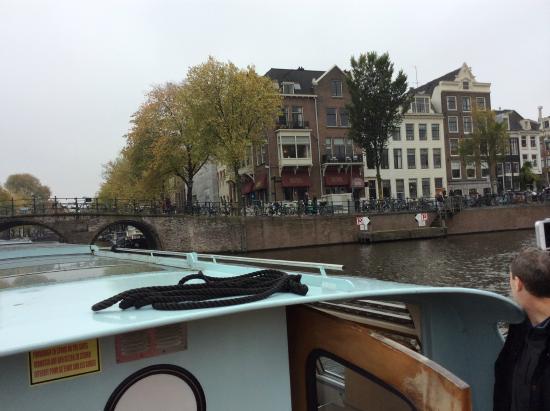 Breitner Restaurant from the Amstel River