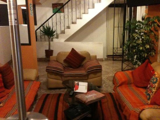 Cusco Packers Hostel: Muy bonito