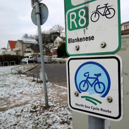 Treppenviertel: cycling