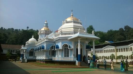 Goa, India: Mangeshi Temple