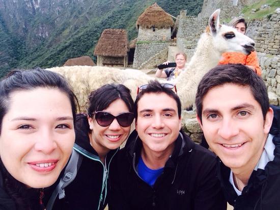 Cusco Packers Hostel: Buen destino