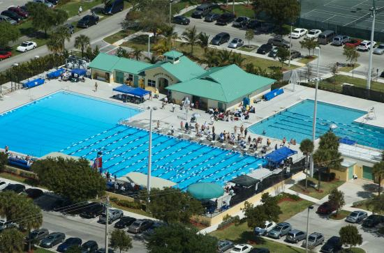 ‪Pompano Beach Aquatics Center‬
