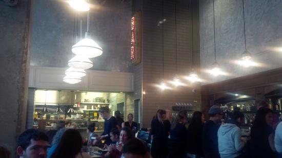 Cafe Medina: funky decor