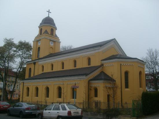 Ev. Kirche St. Peter und Paul.