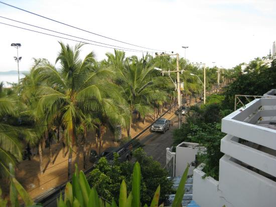 Tui's Place Guest House: View from room